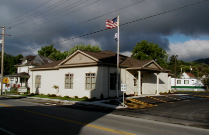Mountain Valley Bank Mill Creek Branch