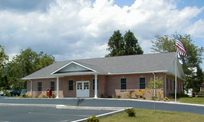 The Tygart Valley Library